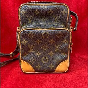authentic Louis Vuitton Amazone Bag Monogram